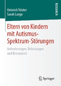 Cover Eltern von Kindern mit Autismus-Spektrum-Störungen