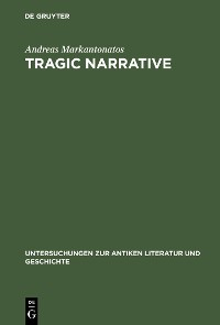 Cover Tragic Narrative