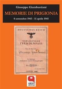 Cover Memorie di prigionia