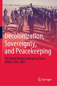 Cover Decolonization, Sovereignty, and Peacekeeping