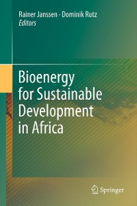 Cover Bioenergy for Sustainable Development in Africa