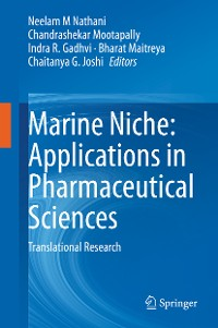 Cover Marine Niche: Applications in Pharmaceutical Sciences