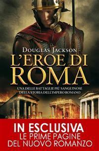 Cover L'eroe di Roma