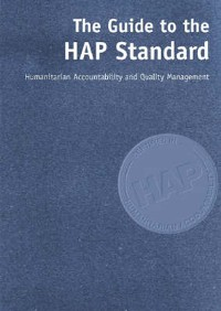 Cover The Guide to the HAP Standard