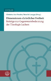 Cover Dimensionen christlicher Freiheit