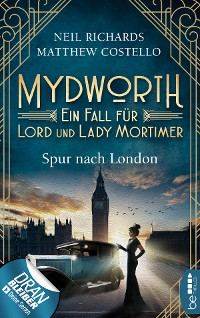 Cover Mydworth - Spur nach London