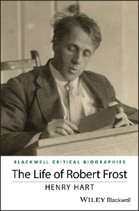 Cover The Life of Robert Frost