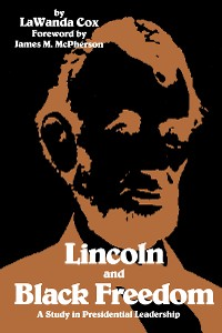 Cover Lincoln and Black Freedom