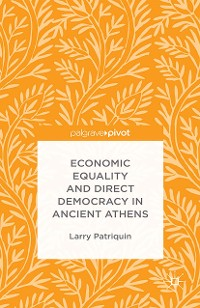 Cover Economic Equality and Direct Democracy in Ancient Athens
