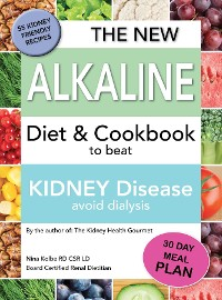 Cover The New Alkaline Diet To Beat Kidney Disease