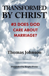 Cover Transformed by Christ #3