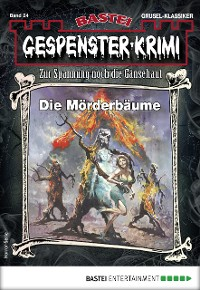Cover Gespenster-Krimi 24 - Horror-Serie