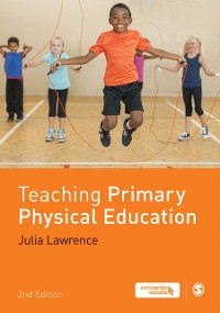 Cover Teaching Primary Physical Education