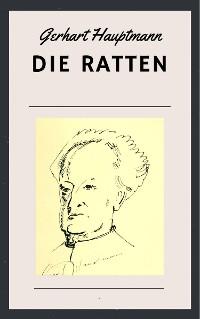 Cover Gerhart Hauptmann: Die Ratten