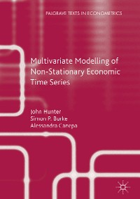 Cover Multivariate Modelling of Non-Stationary Economic Time Series