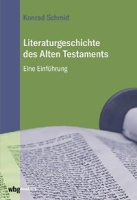 Cover Literaturgeschichte des Alten Testaments