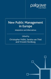 Cover New Public Management in Europe