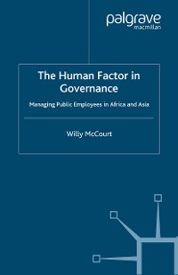 Cover The Human Factor in Governance