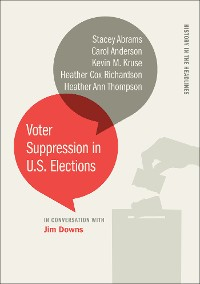 Cover Voter Suppression in U.S. Elections
