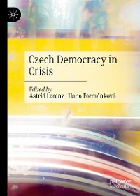 Cover Czech Democracy in Crisis