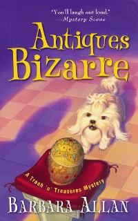 Cover Antiques Bizarre