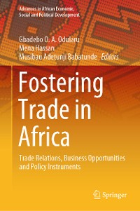 Cover Fostering Trade in Africa