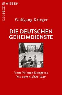 Cover Die deutschen Geheimdienste