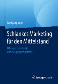 Cover Schlankes Marketing für den Mittelstand