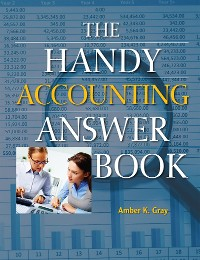 Cover The Handy Accounting Answer Book