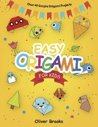 Cover EASY ORIGAMI FOR KIDS