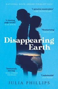 Cover Disappearing Earth