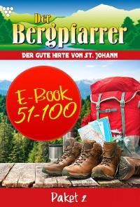 Cover Der Bergpfarrer Paket 2 – Heimatroman