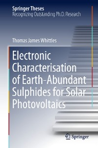 Cover Electronic Characterisation of Earth‐Abundant Sulphides for Solar Photovoltaics