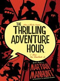 Cover Martian Manhunt