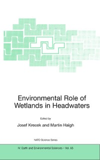 Cover Environmental Role of Wetlands in Headwaters