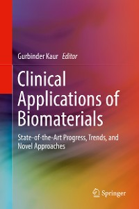 Cover Clinical Applications of Biomaterials