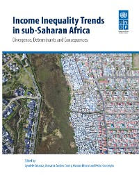 Cover Income Inequality Trends in sub-Saharan Africa