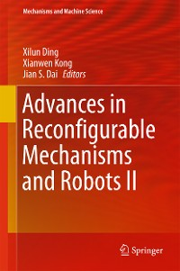 Cover Advances in Reconfigurable Mechanisms and Robots II