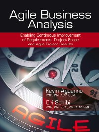 Cover Agile Business Analysis