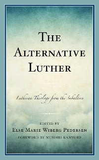 Cover The Alternative Luther
