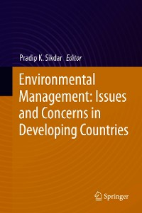 Cover Environmental Management: Issues and Concerns in Developing Countries