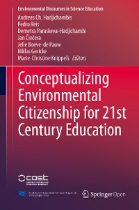 Cover Conceptualizing Environmental Citizenship for 21st Century Education