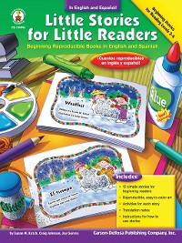 Cover Little Stories for Little Readers