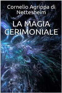Cover La magia cerimoniale