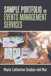 Cover Sample Portfolio for Events Management Services