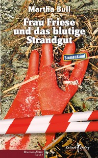 Cover Frau Friese und das blutige Strandgut