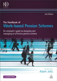 Cover Handbook of Work-based Pension Schemes