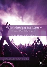 Cover Music, Nostalgia and Memory