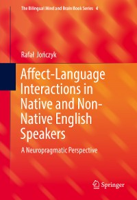 Cover Affect-Language Interactions in Native and Non-Native English Speakers