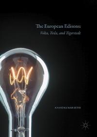 Cover The European Edisons
